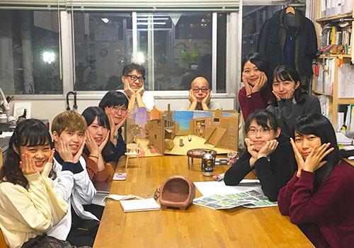 東京家政大学 造形表現学科 卒業制作展2019